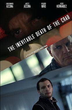 Poster La Inevitable Muerte del Cangrejo
