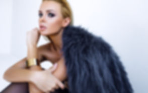 Yana Weiman Fashion Model