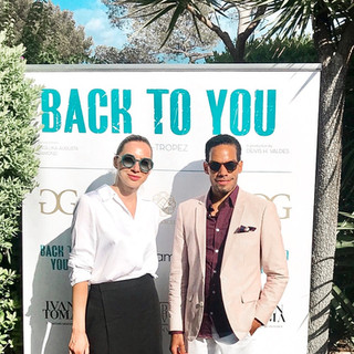 Deivis H Valdes and Tina Sablic.JPG