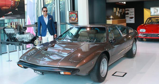 Deivis H Valdes Lamborghini Factory