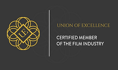 Union of Excellence - Film Industry Badg