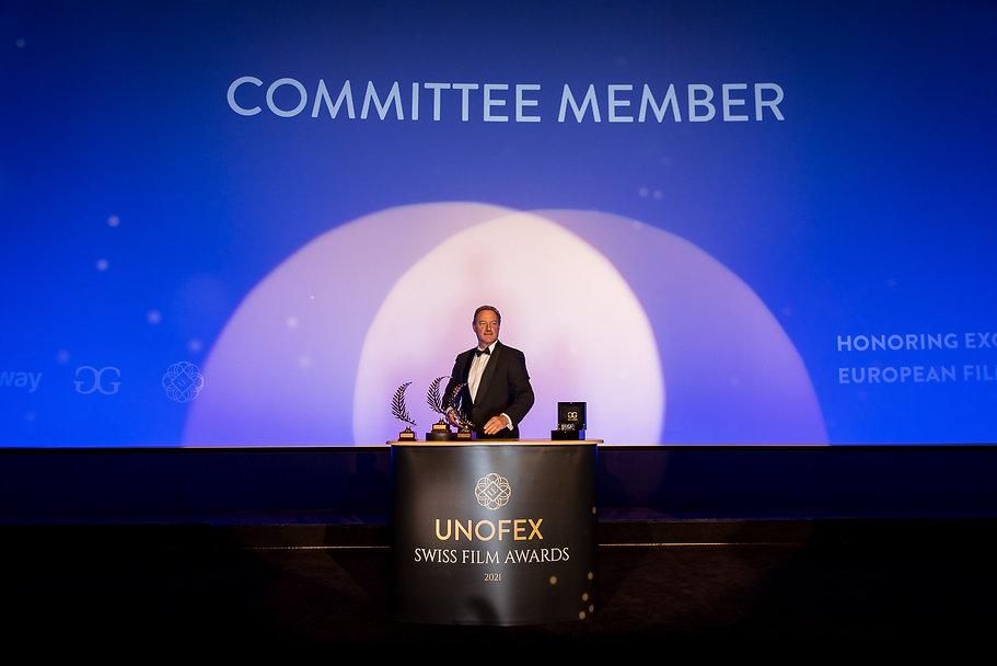 UNOFEX - Committee Member - Uwe Dost - A