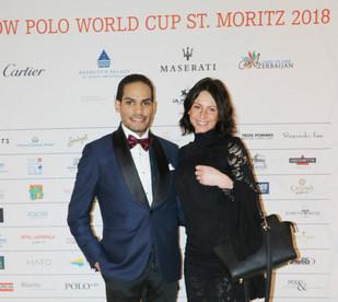 Deivis H. Valdes Snow Polo St Moritz 2019