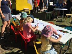 Children's activities for the Active Bass Coast Plan