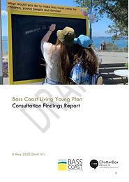 Bass Coast Living Young- Consultation Fi