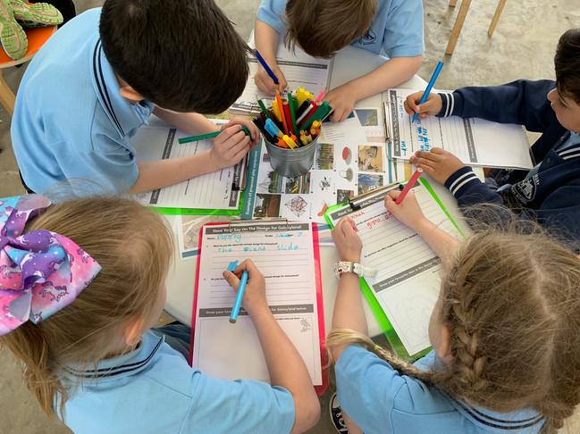 Children's design workshop