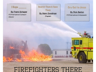 Gear Up Ministry Partners with Fellowship Of Christian Firefighters International