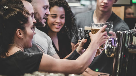 Afterwork Drinks and Daily Happy Hous on Craft Beers, Ciders and Wines by the bottle or glass