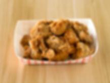 Popcorn chicken, taiwanese fried chicken