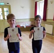 Grade Certificates