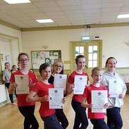 Grade 5 Certificates