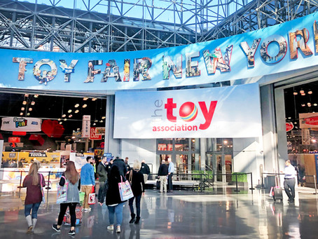 Toy Fair New York Recap & 2020 Trends