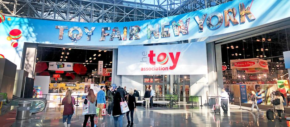 Toy Fair New York Recap & 2020 Trends