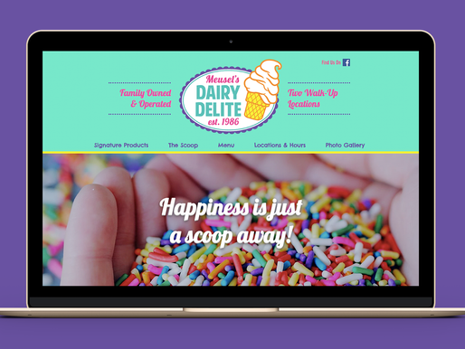 Website Design Promo for April & May!