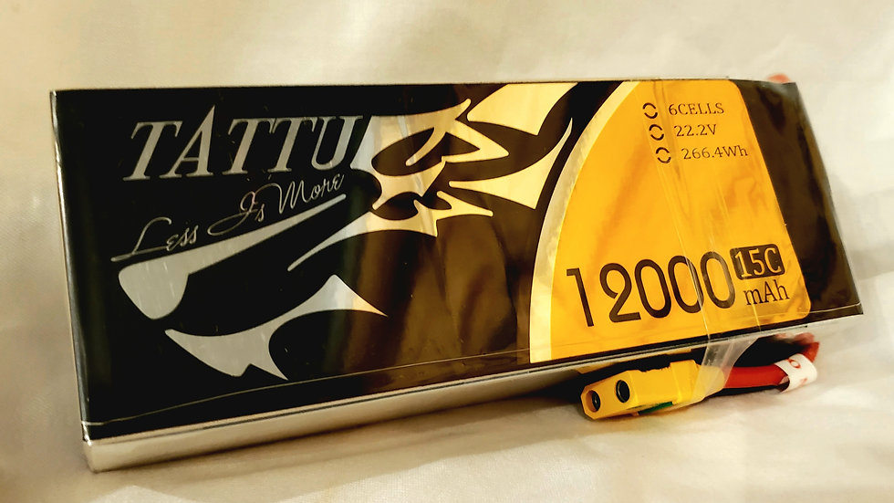 Tattu Battery