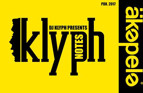 Klyph Notes - DJ Klyph