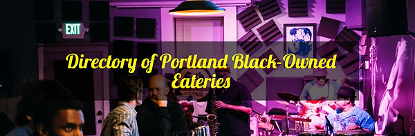 Black Owned Eateries