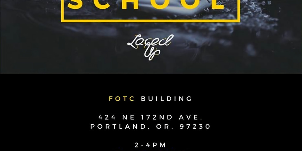 Back 2 School Event