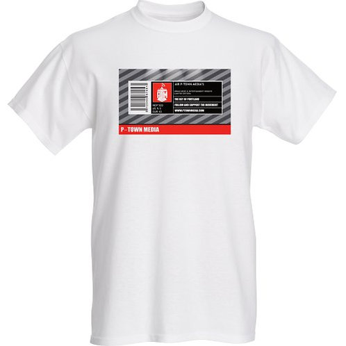 P-Town Media Out Of The Box Graphic Tee