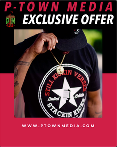 P-TOWN MEDIA EXCLUSIVE - 15% OFF OF STACKIN KICKZ FOR PTM MEMBERS