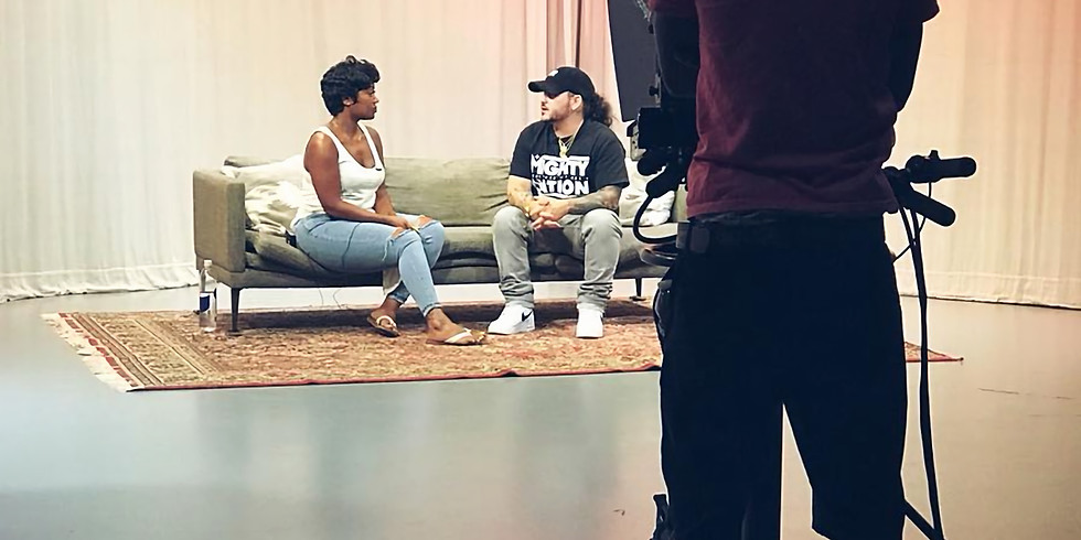 Rose City Gumbo TV Show Interview