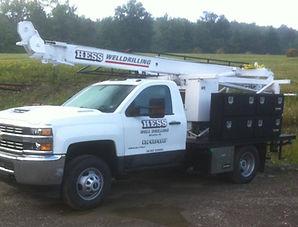 Hess's Service Truck