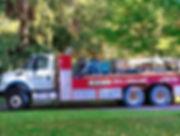 Hess Water Truck