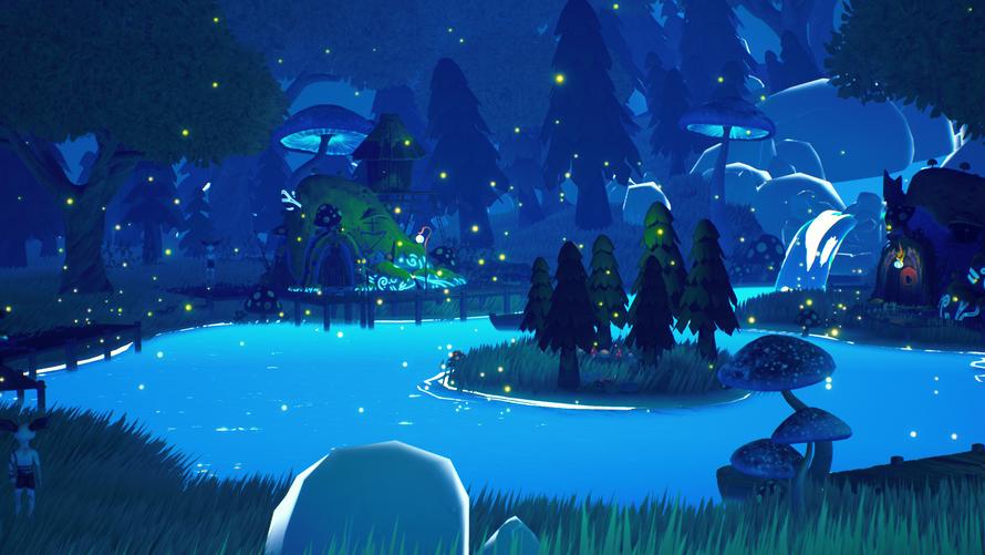 Elven lagoon