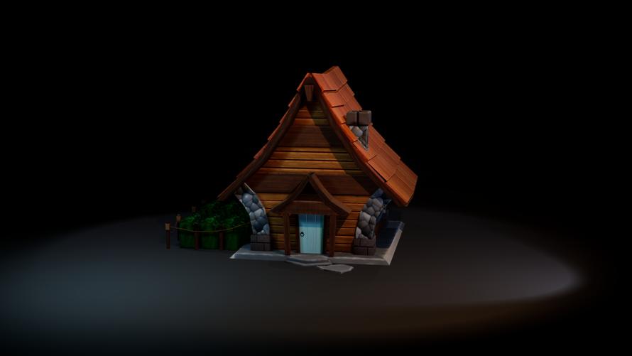 A Human Level 1 House