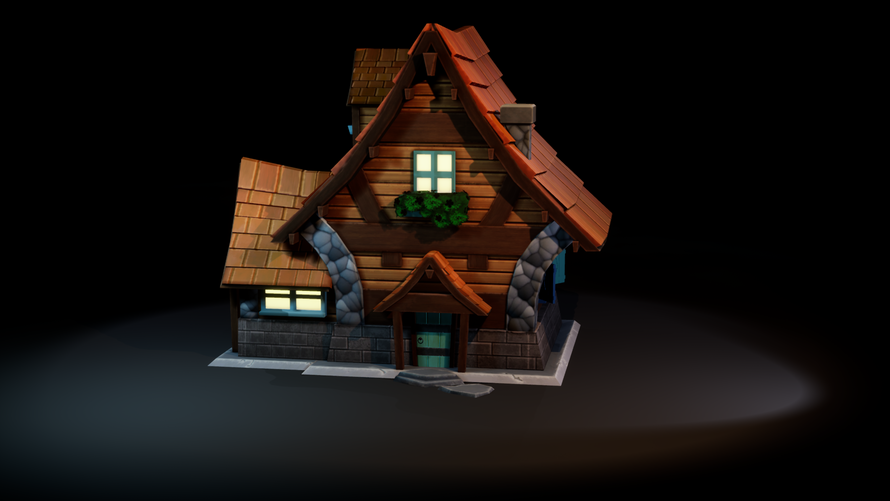 A Human Level 3 House