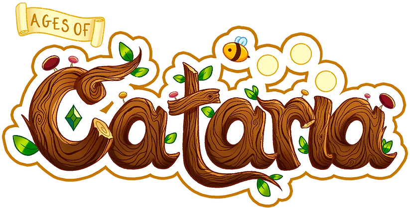 Ages of Cataria logo
