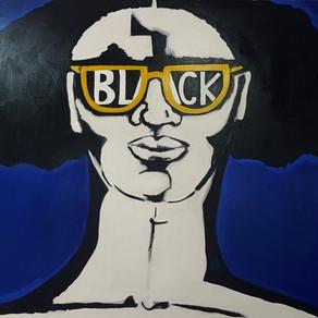 Black Lives Matter, by Leila Garde