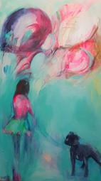 Love Balloons, by Marlo Hamman