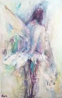 Fairy in Resin, by Marlo Hamman