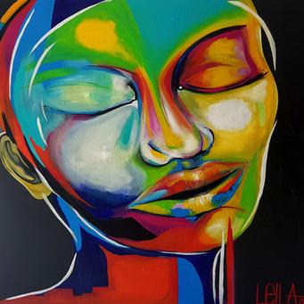 Serenity, by Leila Garde