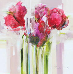 Spring Flowers, by Frances Duarte