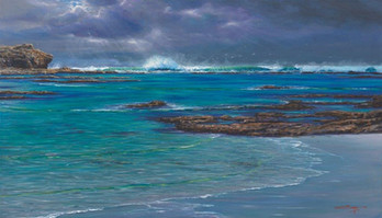 Arniston, Seascape by Andrew Cooper