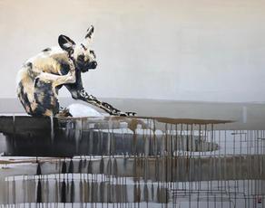 The Melting Dog by Ian Yallop