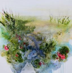 Nympheas, by Frances Duarte