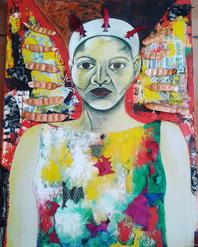 BONGI BENGU - Self Portrait