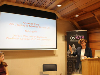 Annette King, CEO of Ogilvy & Mather UK