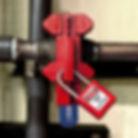 Mater Lock kogelkraanvergrendeling