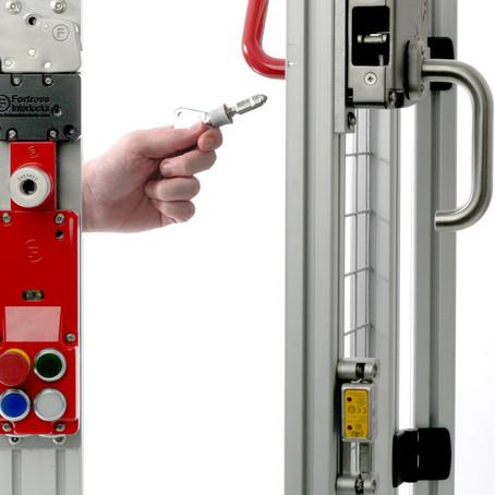 Veiligheidssleutel werkt als preventie van insluitingsgevaar