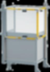 SSP aluminium hekwerk