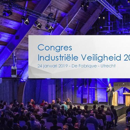 Unique Safety Products nodigt u uit voor het congres Industriële Veiligheid 2019