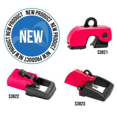 New! Grip Tight ™ locks for circuit breakers
