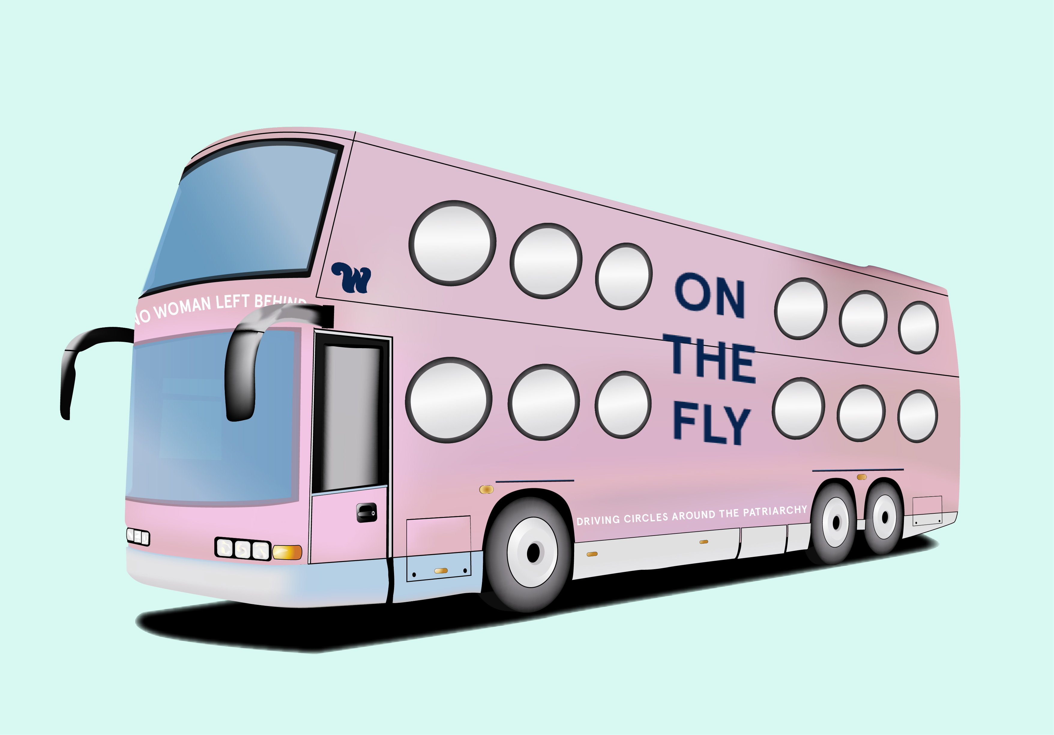 ON THE FLY BUS