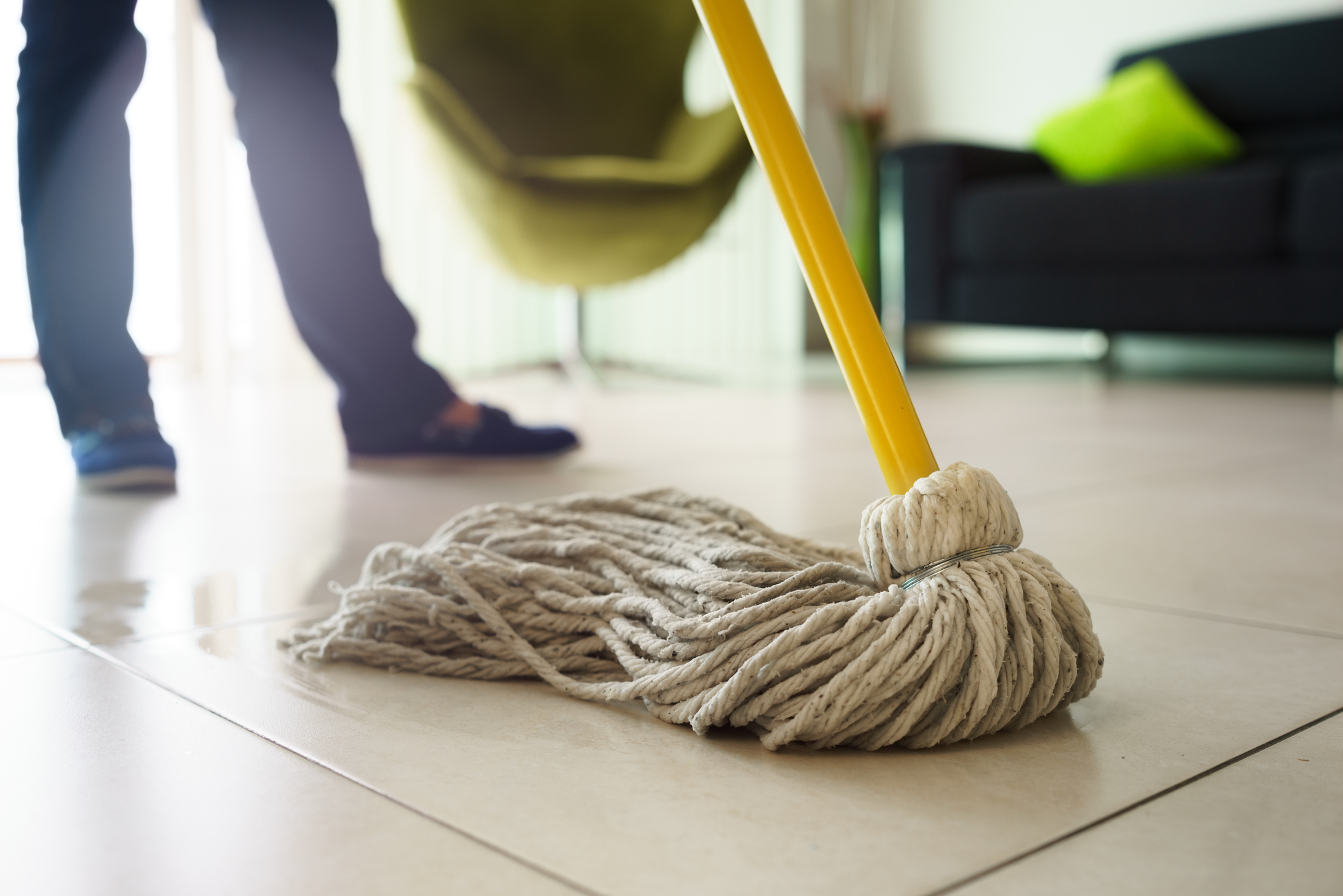 Property Management- Cleaning