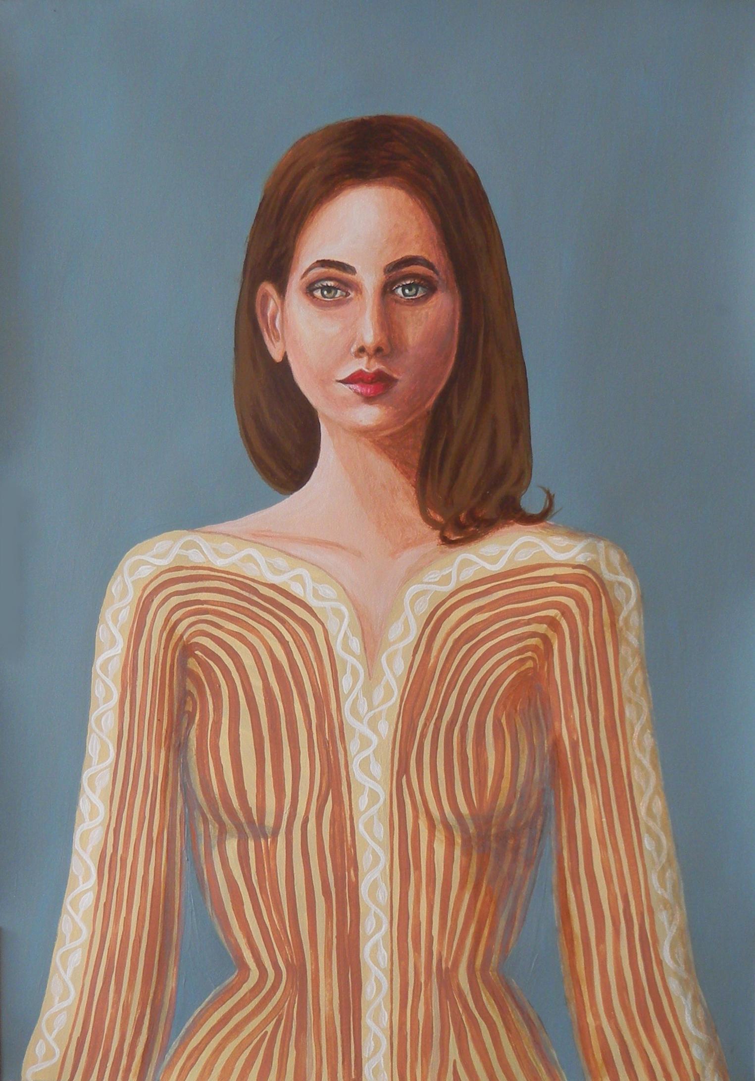 Amélia  - Portrait imaginaire