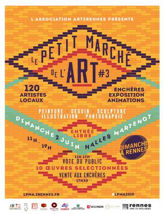 Le Petit Marché de l'Art 2019